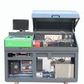 equipo de prueba diesel ZQYM618 denso rail diesel inyector banco de prueba común