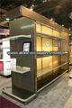 tienda de pared estanterías sistema canopy