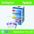 antiséptico smileplus toallitas de limpieza