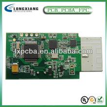 Circuito fr4 junta 2- capa circuitosmodularesdemesaytablerodecircuitoimpreso