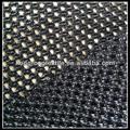 de alta resistencia tejido de punto de malla de tela para la cubierta de la silla
