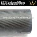 carrocería 3d sticke 3d plata de carbono