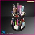 2013 caliente venta bonito de moda nuevo diseño el mejor vendedor caliente de acrílico cosméticos displayer