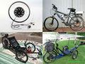 Novas !!! atacado de peças de bicicleta com o controlador de onda senoidal kits de conversão bicicleta elétrica 1000W