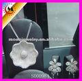 diseños de la joyería al por mayor de Alibaba dubai la joyería del oro / de la boda