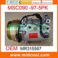 Un msc090/c compresor de aire para mitsubishi lancer