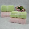 buena calidad de color de cuarto de baño toalla de algodón