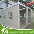 casa prefabricada, casa del envase