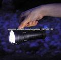 Bronte X30 2400 alto brillo lumen LED linterna policial