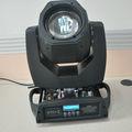 Luz principal móvil del haz 200w