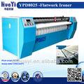 Lavanderia Industrial trabajos de explanación planchadora para equipos de lavanderia del hotel