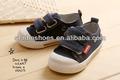 piso nuevo de vaquero calzado para niños