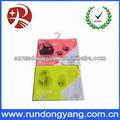bolso de la cremallera sello impreso para la ropa interior