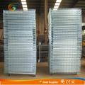 de acero de malla de alambre de los paneles de cubiertas
