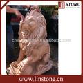 antigüedades de estilo europeo estatua de bronce