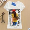 Las mujeres, las niñas y de género t- shirt producto italia tipo de ropa al por mayor