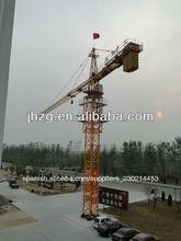 fabricante 63 qtz grúa torre de tipo