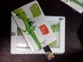 2.014 unidades USB tarjeta de muestra gratis
