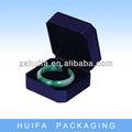 cajas de joyas para el par lámina estampada