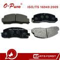 Plaquette de Frein Non Amiante 04465-36020 Céramique Accessoire Automobile pour Toyota Coaster HZB50