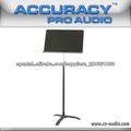 Profesional de liberación rápida soporte de hojas Music MSS009 audio