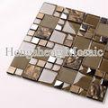 HSD52 Mosaico Mosaico Mosaico de mármol salpicaduras de azulejos de vidrio Mosaicos Mosaico Muro
