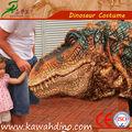 Mejor los dinosaurios animatrónicos ya están en China fabricante Kawah