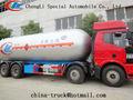 5-50 toneladas de gas licuado de petroleros, mini camiones de glp, camión tanque de glp para la venta