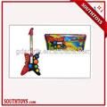 crianças brinquedos guitarra elétrica