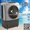 Novo modelo plástico baixo ruído ventilador refrigerador de ar casa