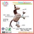 Educacional brinquedos animal- cavalo de madeira