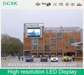 alta resolución llevó la pantalla de visualización SMD p6 llevó pantallas