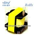 Electrónica industrial magnética ee30/13/11 transformador de corriente de piezas