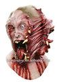 2014 caliente venta de huizhou realista de horror de latex de disfraces de halloween horror para la máscara de siam