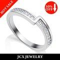 2013 del diamante del oro de la joyería anillo de la manera