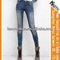 Nuevo diseño chic gafas las mujeres skinny jeans( hyw63)