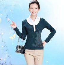 diseño de lujo las mujeres turndown cuello del tinte de sublimación de camisas de polo de china