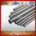 JIS / DIN / ASTM / AISI precio del acero tubos de acero inoxidable nuevo 2013 decorativos 304 barato y buena calidad / de la pip