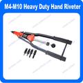 M4-m10 heavy duty hilo insertar la herramienta de mano remachador