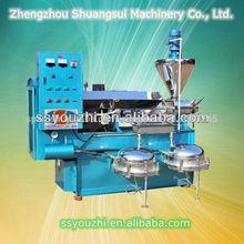 de maní automática del tornillo prensa de aceite de la máquina