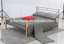 cama de metal caliente de la venta de cama doble