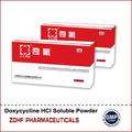 La medicina ganado 10% doxiciclina de inyección para el mercado de la india