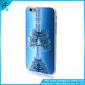 para el iphone 6 impreso personalizado carcasa del teléfono móvil