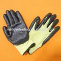 cortar los guantes de kevlar resistentes