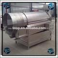 de acero inoxidable de gran capaciy de rotary alimentosparamascotas recubrimiento y aromatizantes máquina