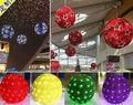 led decoración de navidad led luces de la decoración