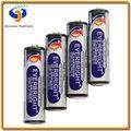 R6 batería seca de tamaño AA, 1.5V, um-3 pilas de zinc carbón