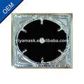 lama negra máscara de mama para salão de beleza