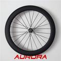 60C 20.5mm ruedas de carbono para bicicleta de carretera,piezas de la bicicleta de fibra de carbono,ruedas de bicicleta barata
