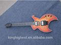 Hecho en china de la guitarra de rock kits de guitarra eléctrica estilo khp-og-01